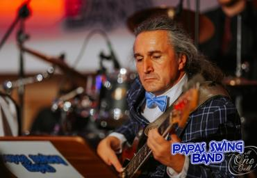 Ballband Papas Swingband Congress Graz All-in-One-Ball 2019